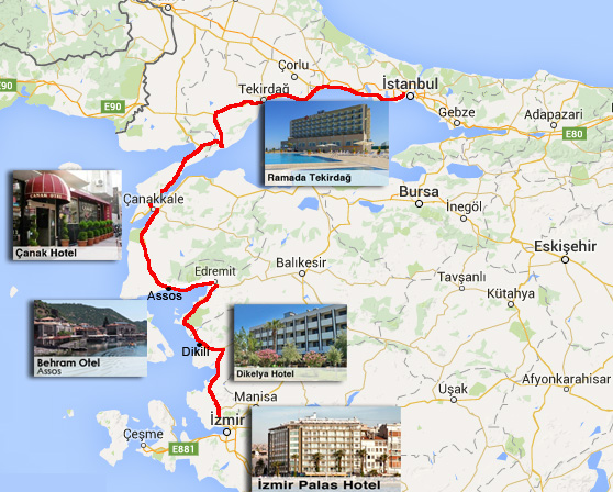 istanbul-izmir_road